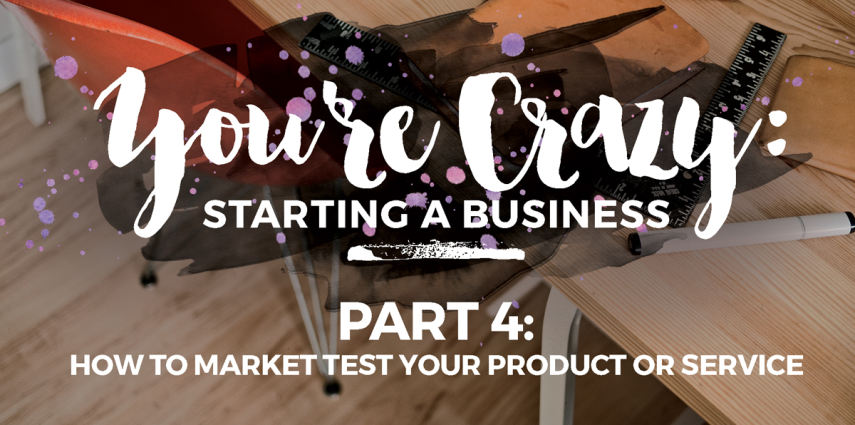 Market Test Your Product