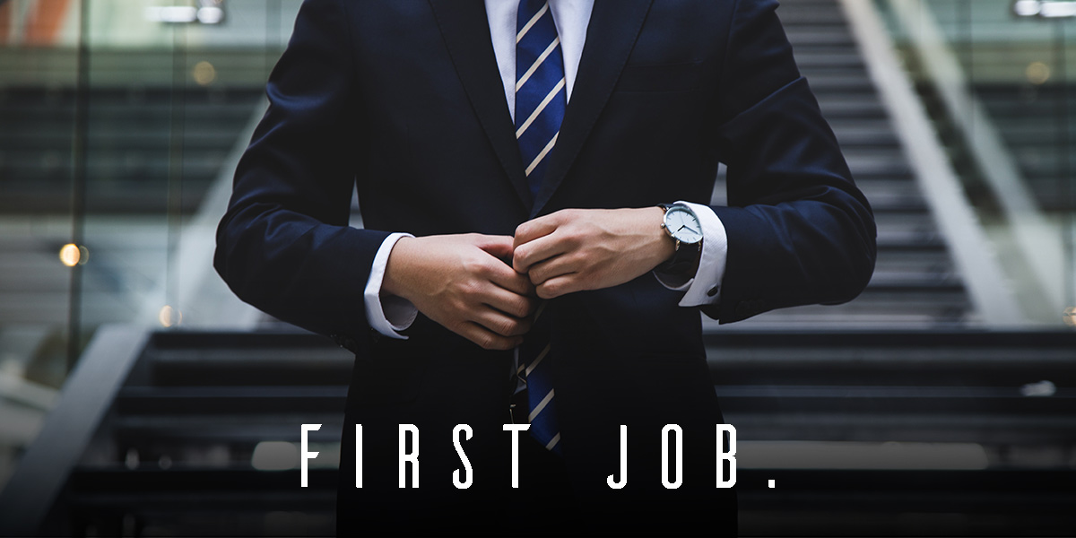 first job Career Success
