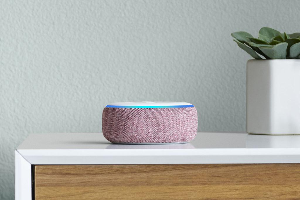 Amazon Echo Dot Smart Home Audio