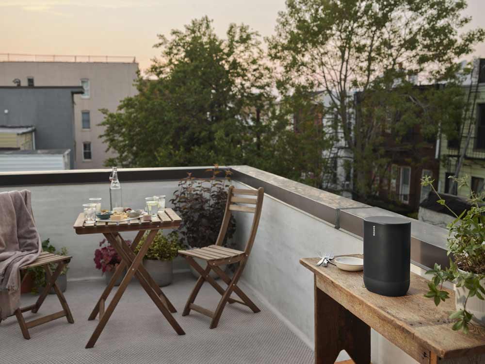 Sonos Move Smart Outdoor Speaker