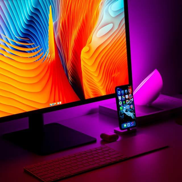 Light Bulbs Smart office tech