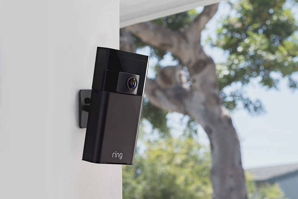 Ring Stick Up Smart Home Security Camera